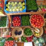 Nuestra nevera de verduras