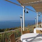 Restaurant, partie terrasse