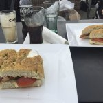 The sandwiches…. low quality!