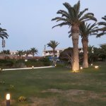 Photo de The Mitsis Ramira Beach Hotel
