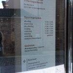 opening times Stedelijk Museum