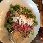 Cobb Salad at The Oak Table.