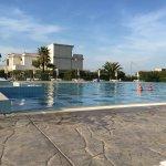 ingresso e piscina