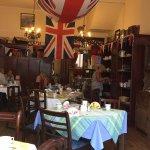 Inside Tea Shop