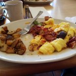 Fajita omelette
