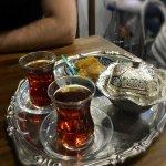 Buonissimo tè persiano!