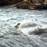 Even wetter white water on the Nenana