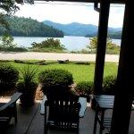 Foto de Blue Waters Mountain Lodge