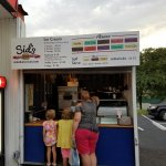 Sid's All American burgers in Glenn Cove