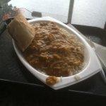 Chicken curry Etouffee