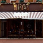Olesya's Wine Bar on Exchequer Street