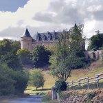 Environs : Château de Rochechouart