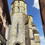 Environs : Eglise de Rochechouart