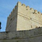 La Torre de la Calahorra desde abajo