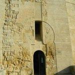 Entrada a la Torre de la Calahorra