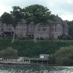 Castle on Seneca Lake.