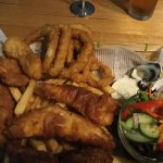 Seafood Platter Fishermans Recreation Club