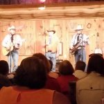 The show with the Wranglers Western Show Band