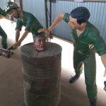 Phu Quoc Prison Foto