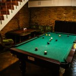 good way to spend your free time :) private pool table for you and your friends
