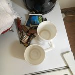 How we found the mugs in the room