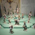 18th Century Meissen Monkey Band