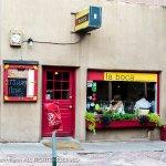 La Boca, Santa Fe - front entrance