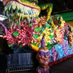 One of the floats.
