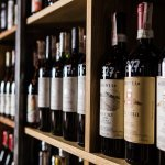 Large natural wines selection
