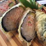Mint Sushi Foto