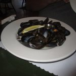 Insian Point mussels.