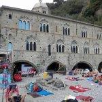 abbazia san fruttuoso + ristorante marina