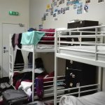 bunk beds in the world themed room