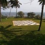 Photo de The Leela Kovalam Beach