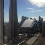 CN Tower, Rogers Centre and Ripleys all within walking distance