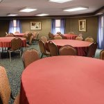 Use our hospitality suite to host your next small gathering.