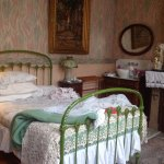 This bedroom has been refurbished recently and is even more beautiful now.