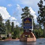 Foto de BEST WESTERN PREMIER Grand Canyon Squire Inn