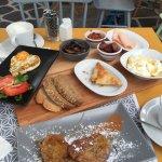 Great breakfast !