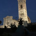 Picture of Duomo and Bell Tower from terrace