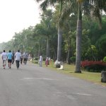 2 n half KM  walking track