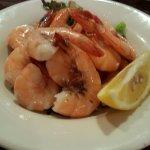 Steamed shrimp - great hot or iced.