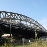 Bornholmer-Brücke, dort fang alles an ...09.11.1989