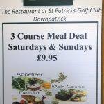 Downpatrick Golf Club Foto