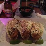 Fish Tacos, GOOD!!!!!
