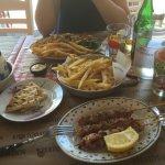 Souvlaki poulet à 1.5€ pièce