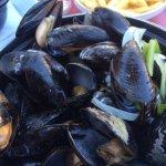 mussels in Antwerpen