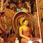 Gangaramaya-Tempel Foto