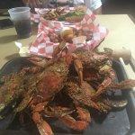 Foto de Backfins Crab House