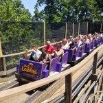 The Legend roller coaster